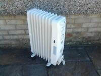 Portable SILVERCREST electric convector heater