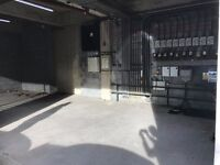 Garage to Rent in East London, Canning Town, E16, Double Garage, Secure Lock Up