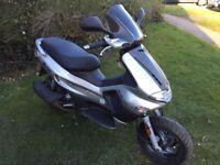 2003 GILERA RUNNER 200 VRX..... 10 MONTHS MOT..... 1810 GENUINE MILES
