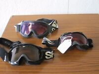 SELECTION OF SKI GOGGLES I. D. No. 32/2/17 sold seperately