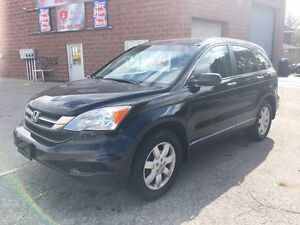 2011 Honda CR-V LX - SAFETY & E-TEST - NO ACCIDENT