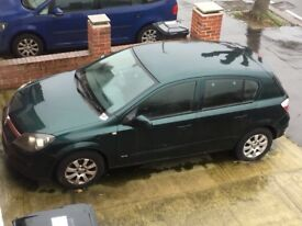 Vauxhall Astra, brilliant full working order, no problems