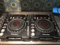 Pioneer cdj 1000 Mk3 (pair for sale)