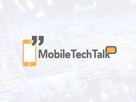 MobileTechTalk - Tech Blog and Social Channels - Come write/present!