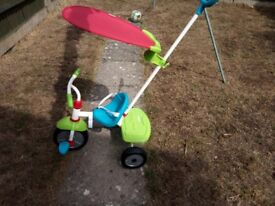 Tricycle for a 2 year old