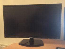 "ElectriQ 28"" 4K Ultra HD 1ms Freesync Monitor"