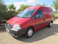 Citroen Dispatch 1.9 2005 - Crew Cab - 10 Months MOT. Same as the peugeot expert and fiat scudo vans