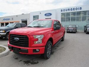 2016 Ford F-150 *FORD EMPLOYEE PRICING! * XLT 4X4 SUPERCREW VOIC