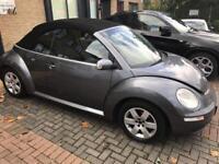 2006 Volkswagen Beetle Luna Perfect. Mot. Tax. Warranted Miles