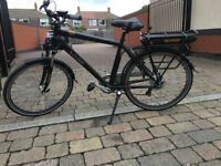 CHEAP!! Electric Hybrid Bike - 15.5 MPH - 30 Mile Charge