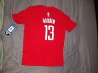 New NBA Houston Rockets James Harden T-Shirt Age 12