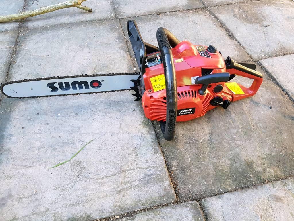 Sumo petrol chainsaw new