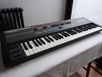 Roland Juno 106 synthesiser in excellent serviced condition