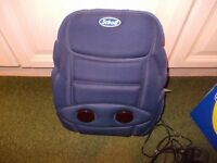 Scholl massage cushion as new
