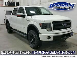 """2013 Ford F-150 4WD SuperCrew 145"""" FX4 **ENTER TO WIN $10,000 **"""