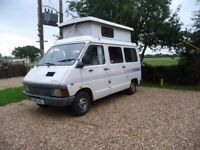 Camper Renault Trafic Rainbow Camper Van by Holdsworth