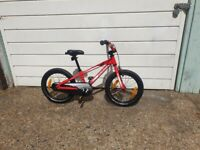 """Specialized Hotrock 16"""" Mountain unisex Bike Kids 8.5 inches A1 Alloy Used fully working"""