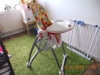 Mothercare baby highchair