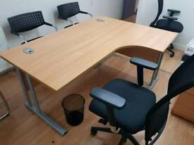Wooden Office Desk Table for Sale