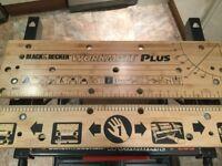 Black & Decker Workmate Plus WM825 Workbench