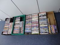 Big Job Lot / Collection Of 254 DVDs