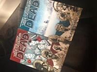 The walking dead, comic books