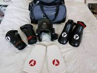 Martial Art Sparring Kits