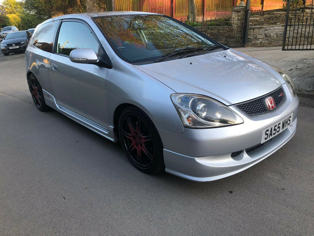 2005 (55) Honda Civic Type R Ep3 Premier Edition Satin ...