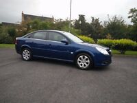2008 Vauxhall Vectra 1.8 Design – Lovely Example giving Great Valu