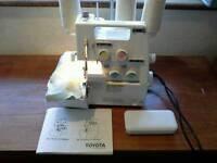 Overlocker sewing machine