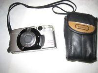 Retro Canon Sure Shot 105 zoom film camera