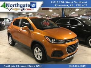 2017 Chevrolet Trax LT AWD Orange Burst Finance Available