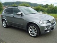 SORRY NOW SOLD!! 2008 BMW X5 3.0 SD M SPORT (TWIN TURBO) 286BHP, FULL SERVICE HISTORY!