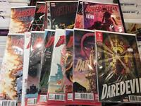 Daredevil Punisher comic books marvel TV show Netflix book graphic novel