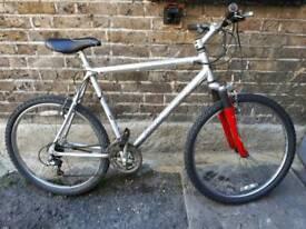 Alluminuim Mountain Bike 26inchs wheels