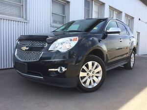 2010 Chevrolet Equinox LEATHER INTERIOR, BLUETOOTH, HEATED SEATS