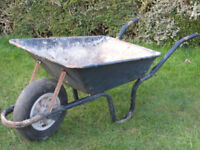 Chillington sturdy builder's wheelbarrow