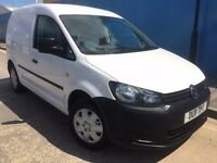 2011 Volkswagen Caddy 1.6TDi C20 ( NO VAT SAVING OVER £1000 )