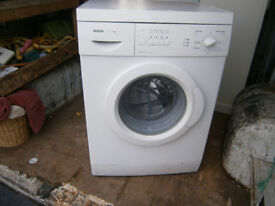 BOSCH WASHING MACHINE IN YEOVIL
