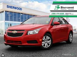 2014 Chevrolet Cruze 1LT PST PAID!!