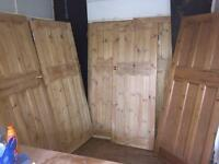 Selection of Internal Wooden Doors
