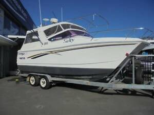 2006 MY POWERCAT 2600 CABRIOLET Hollywell Gold Coast North Preview