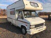 Wanted caravan moterhome campers
