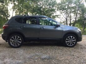 Nissan Qashqai 2.0 dCi Tekna 2WD 5dr Great condition