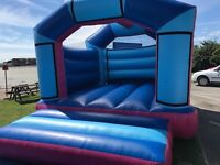 Bouncy castles for hire in and around Portsmouth prices start from £50