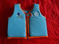 Kids Speedo swim vest size 4 to 6 years