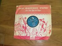 Elvis Presley 78 Single