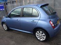 2007 Nissan micra automtic 75000 Miles .