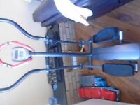 cross trainer in excellent condition