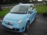 Fiat 500 Abarth - 2013